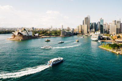 Sydney top sites